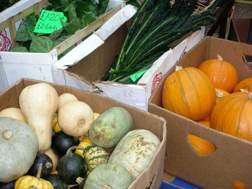 Un giro al Farmers' Market