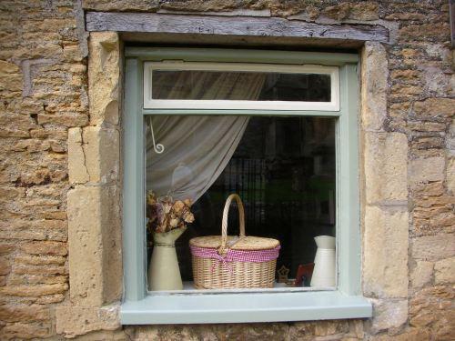 questa finestra mi ha incantata!